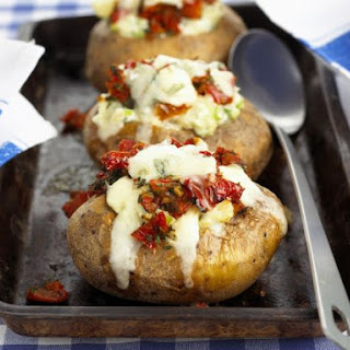 Filled Jacket Potatoes