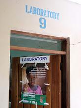 Photo: Clinic laboratory