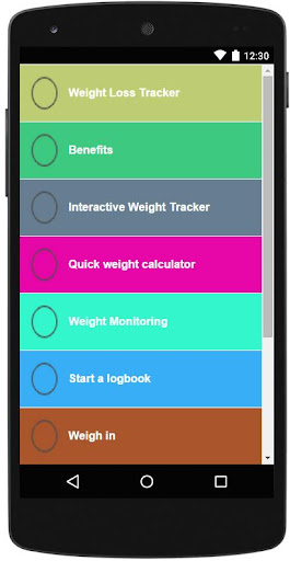 Weight Tracker Easy Guide