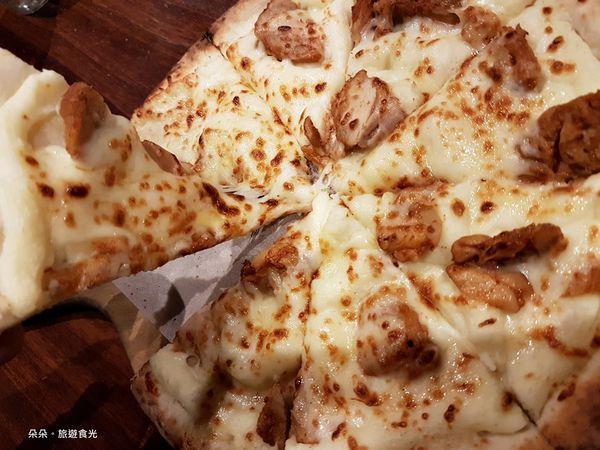 義式手工披薩x美味爆表-薄多義義式手工披薩