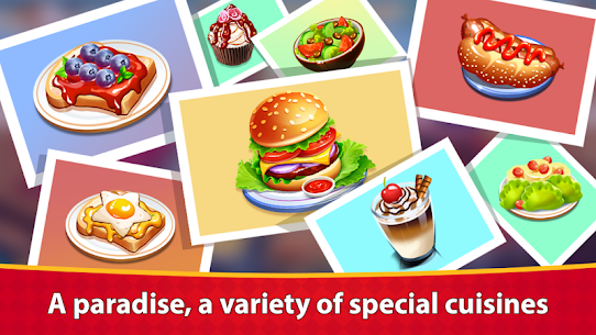 Cooking Marina – fast restaurant cooking games 2