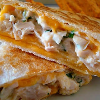Chicken Wrap With Sour Cream Recipes.