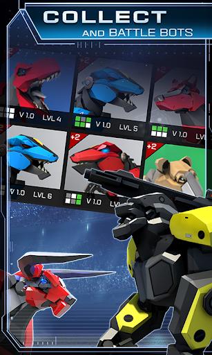 Robotic Warriors screenshot 2