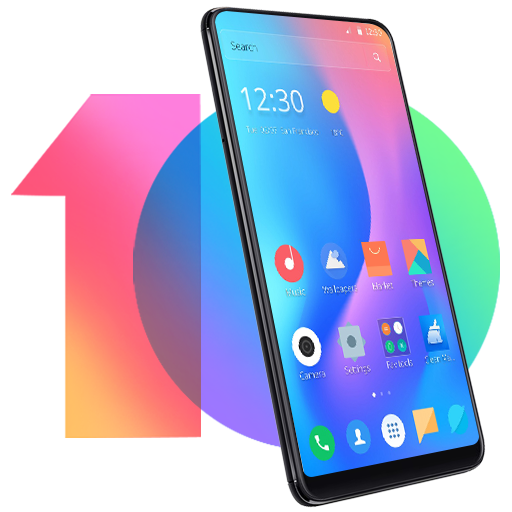 Launcher Theme for MIUI 10 - Apps on Google Play