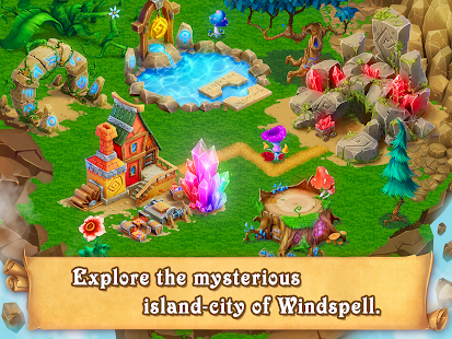 Tales of Windspell Screenshot