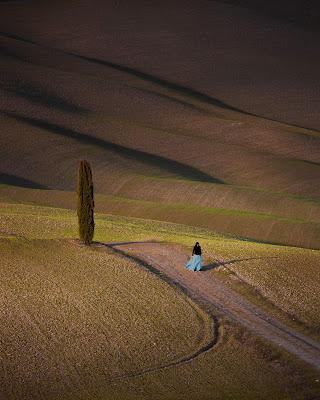 Deserto Toscano di Simonetti Andrea