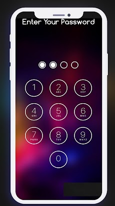 i screen lock os 10 lock screen os 11 androidアプリ applion