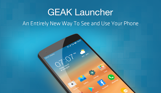 GEAK Launcher-Easy Fast Power Screenshot