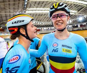 Les Belges Jolien D'Hoore et Lotte Kopecky victorieuses à Cambridge