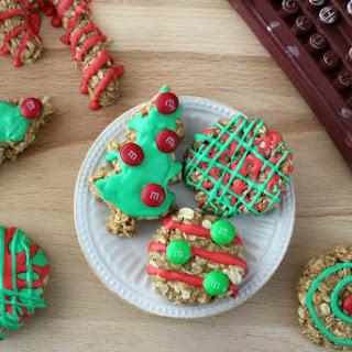 Easy No Bake Christmas Cookies