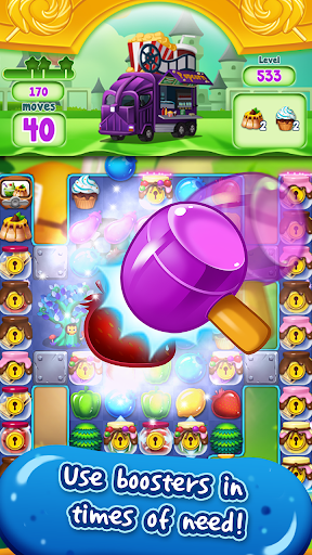 Food Burst: An Exciting Puzzle Game apktram screenshots 11