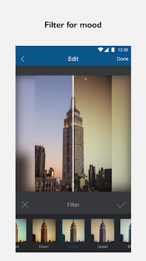 InFrame - Photo Editor & Pics Frame 1.6.6 screenshots 4