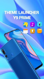 Launcher For Huawei Y9 Prime 2019 themes wallpaper 1.0.3 [MOD APK] Latest 3