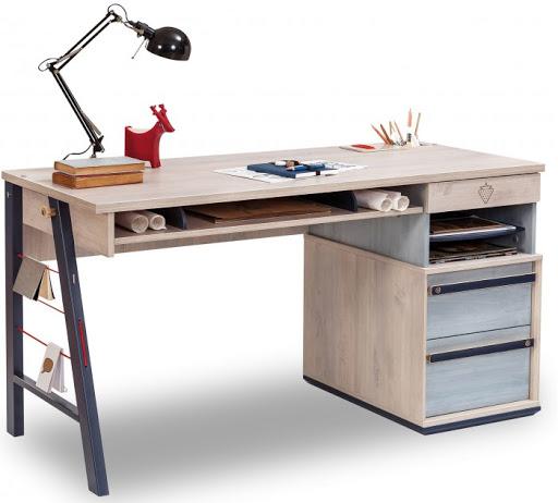 Письменный стол с ящиками Trio Cilek 2040110100 купить