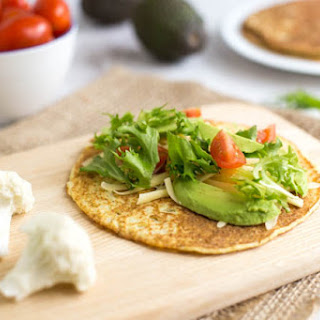 Low-carb Cauliflower Tortillas