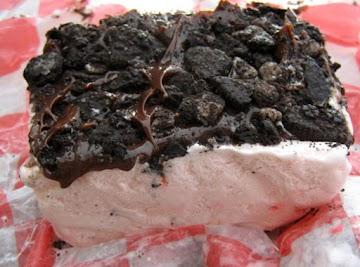 Pepppermint Ice Cream Bars Recipe