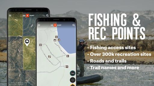 onX Hunt: Hunting Maps, Offline GPS/Nav & Weather screenshots 8