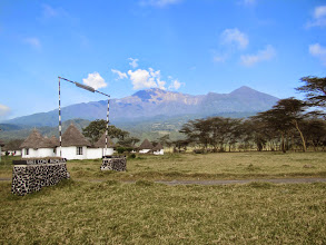 Photo: Monella Wildlife Lodge, Mount Merru and Little Meru