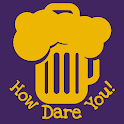 HowDareYou: Shot, Drink Game, Truth or Dare, Party icon