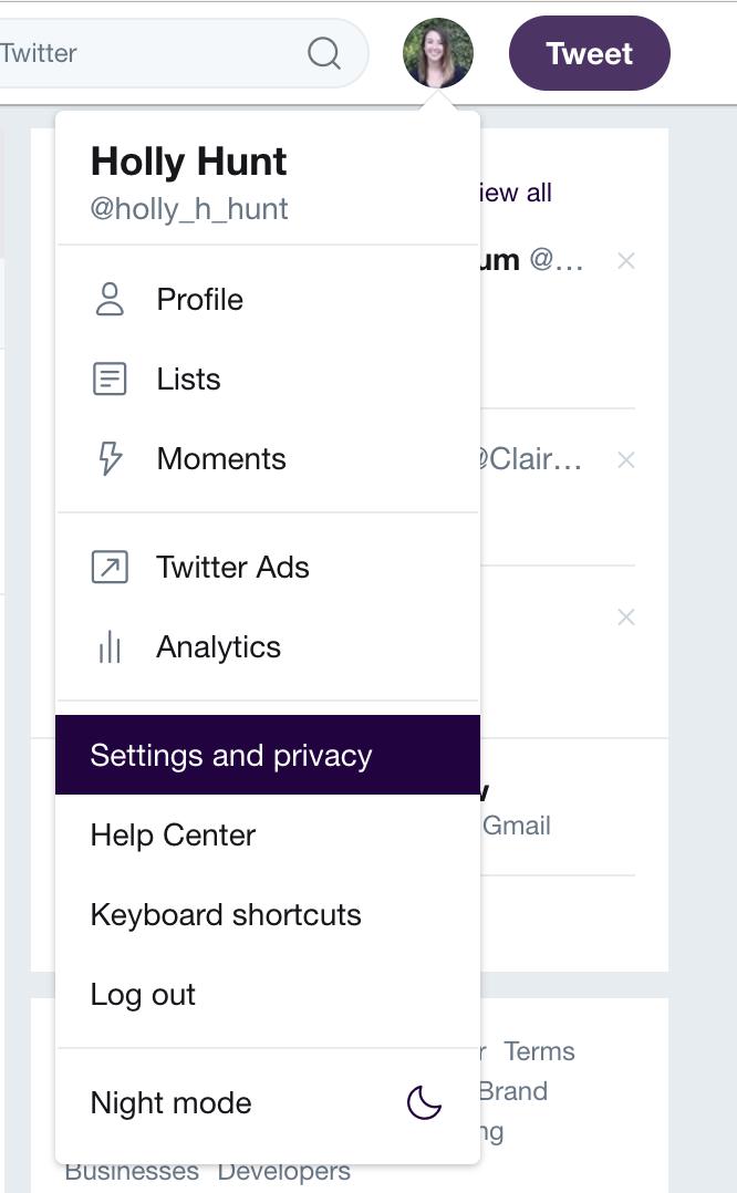 change-twitter-handle