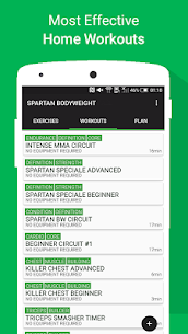 Home Workout MMA Spartan Pro Mod 4.0.3 Apk [Patched] 2