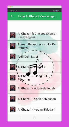 Lagu Kesayanganku Al Ghazali Ost Samudra Cinta ss2