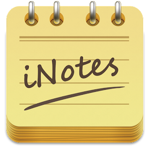 iNotes - Sync Note with iOS Latest version apk