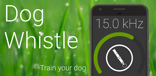 Dog Whistle - High Frequency Tone Dog Trainer - Apps on Google Play