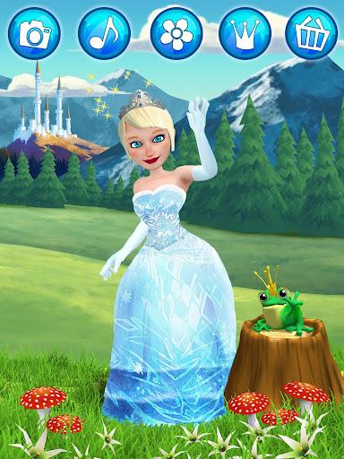 Talking Ice Queen  screenshots 6