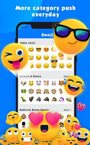 New Emoji 2020 screenshot 1