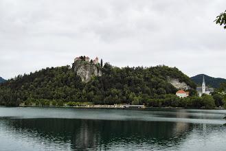 Photo: A to już Bled i przepiękny zamek na skale :)