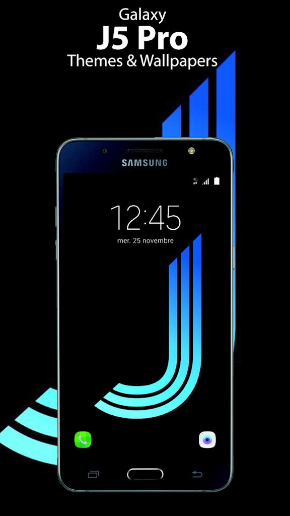 Theme And Launcher For Samsung Galaxy J5 Pro Latest Version Apk Download Com Funstick Galaxy J5 Pro Theme Android Launcher Wallpaper Apk Free