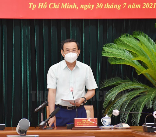HCM City calls on workers from other provinces to stay and get vaccinated