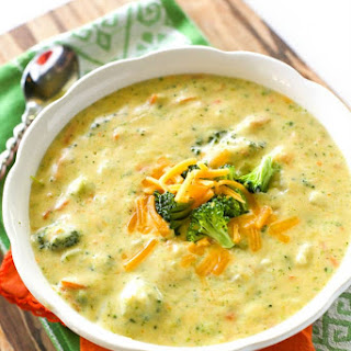 Panera'S Broccoli Cheddar Soup Recipe