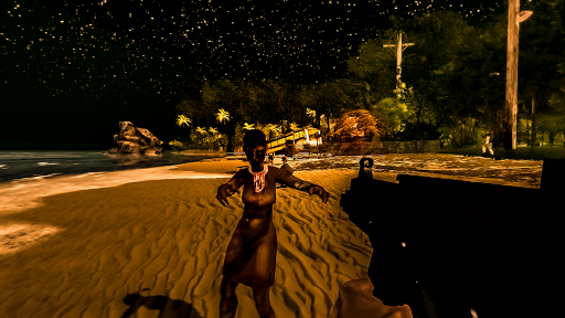 Rage Island 2 game for Android screenshot