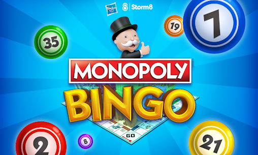 MONOPOLY Bingo! App Download For Android and iPhone 6