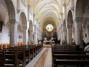 Photo: St. Catherine's next door, where the Christmas mass is held