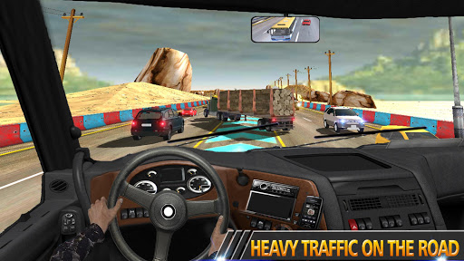In Truck Driving Games : Highway Roads and Tracks 1.1.1 screenshots 4
