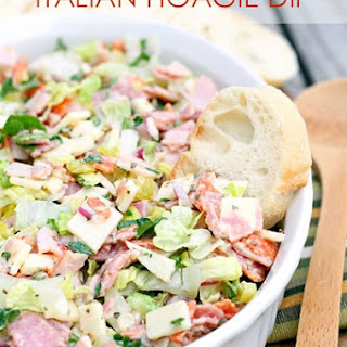 Italian Dips Recipes.