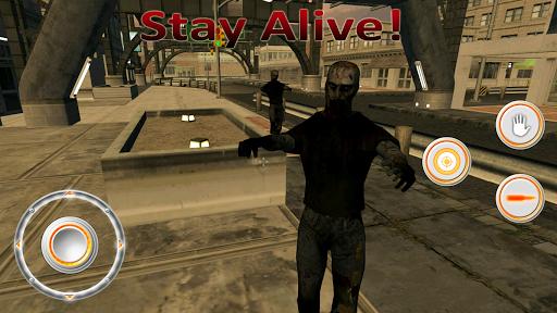Zombie Bloody Way