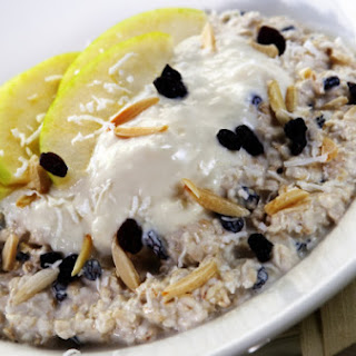 Overnight Porridge Recipe