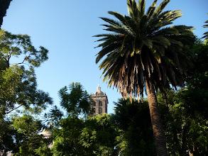 Photo: Zócalo and Cathedral, Puebla