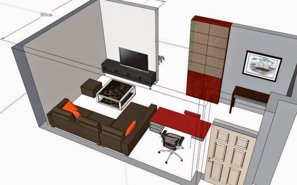 沙發訂做3D圖