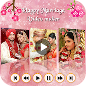 Marriage Photo Video Maker Android APK Download Free By Multimedia Video