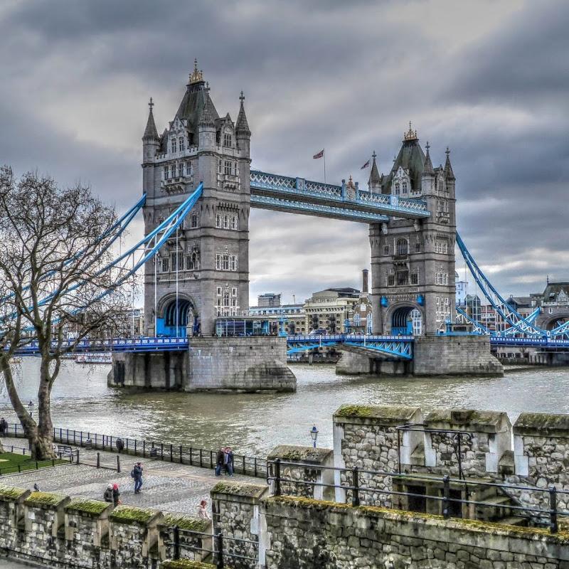 London Weather November to January
