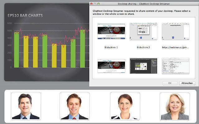 Webinar.cc Screenshare