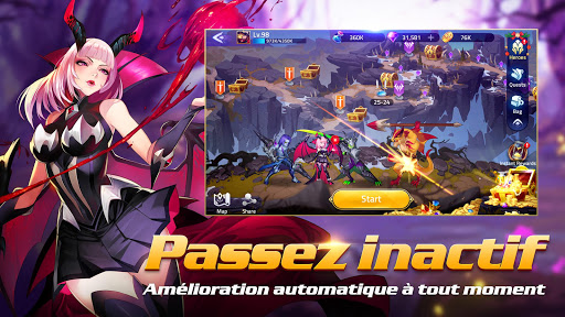 Télécharger Mobile Legends: Adventure mod apk screenshots 4