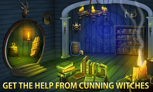 Escape Mystery Room Adventure - The Dark Fence 5.7 screenshots 1