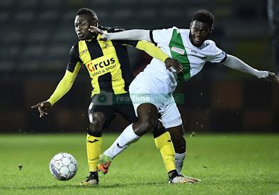 Officiel : Jordy Gaspar (ex-Cercle) se trouve un nouveau club