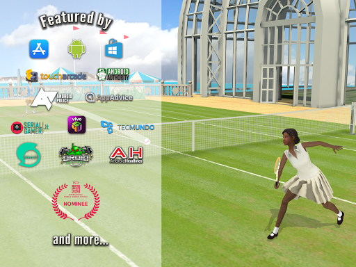 World of Tennis: Roaring u201920s u2014 online sports game 4.8.2 screenshots 22